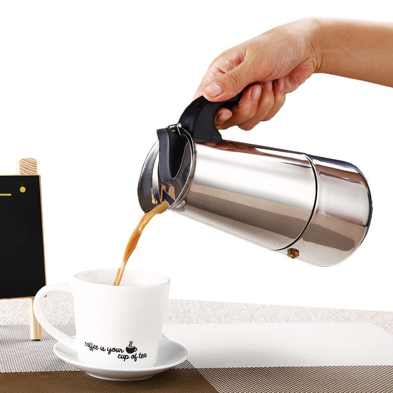 ấm pha cafe moka express bialetti 450ml 9 cups
