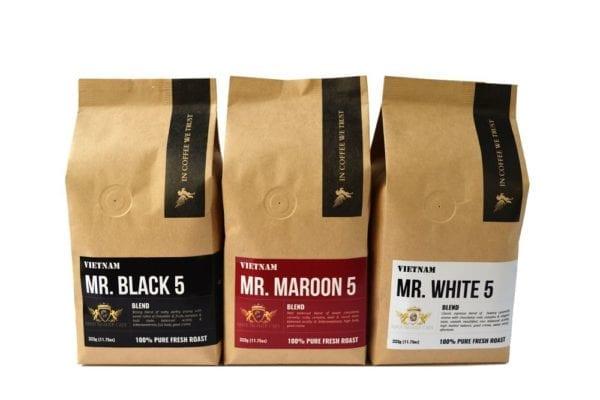 5 loai cafe hạt xuất khẩu loại 1 làm từ 5 loại cafe cho ly cafe espresso ngon 1