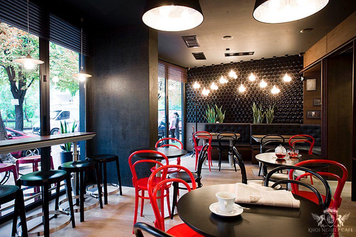 Coffee 25th hour - phong cach trang tri quan cafe hien dai 2018 (5)