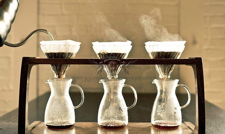 Cold Brew Coffee là gì - Bình pha cà phê lạnh cold brew