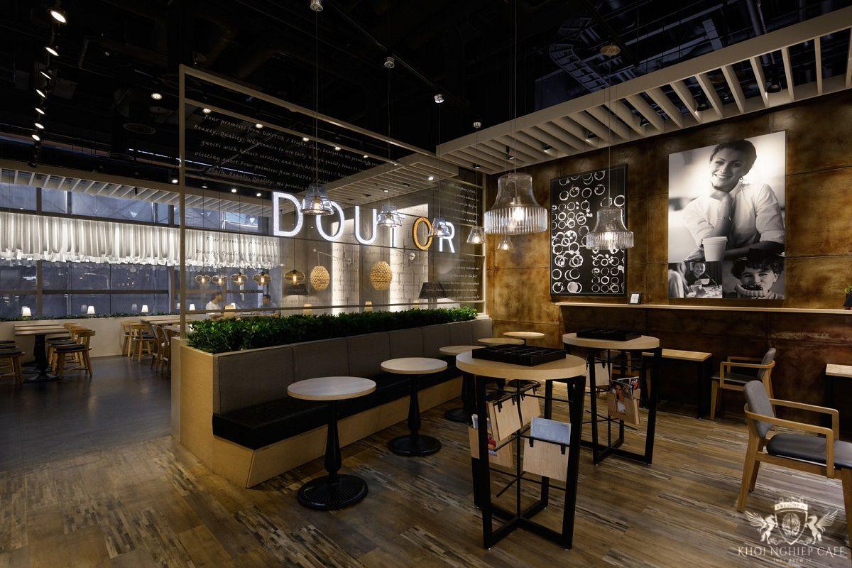 DOUTOR COFFEE SHOP - quan cafe hien dai o taiwan 2018 (6)