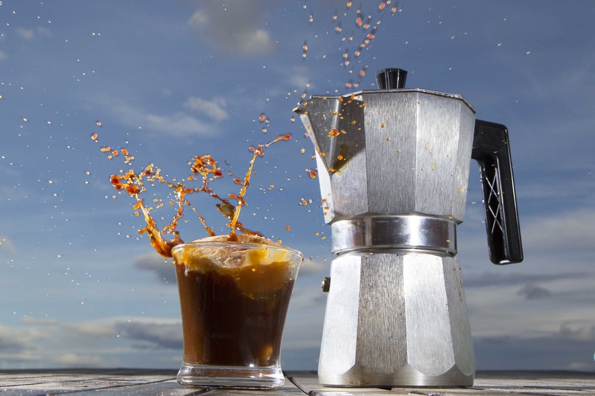 Cách Pha Cafe Espresso Không Cần Dùng Máy
