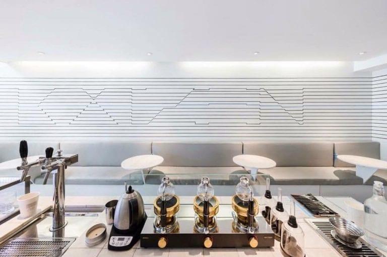 Kaizen Coffee Co phong cach quan cafe toi gian sang trong 2018