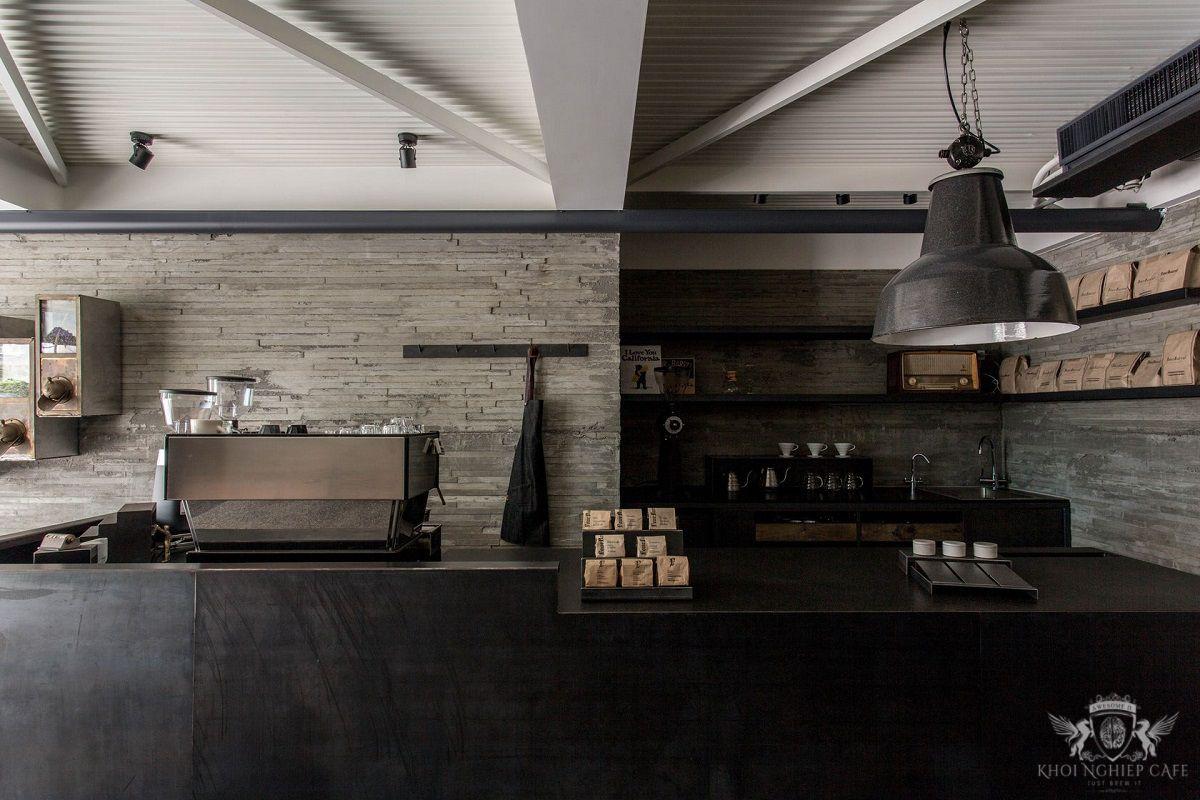 STEPS coffee - mau thiet ke quan cafe espresso dep hien dai 2018 (16)