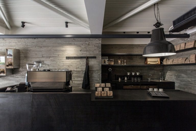 Steps Coffee – Taiwan