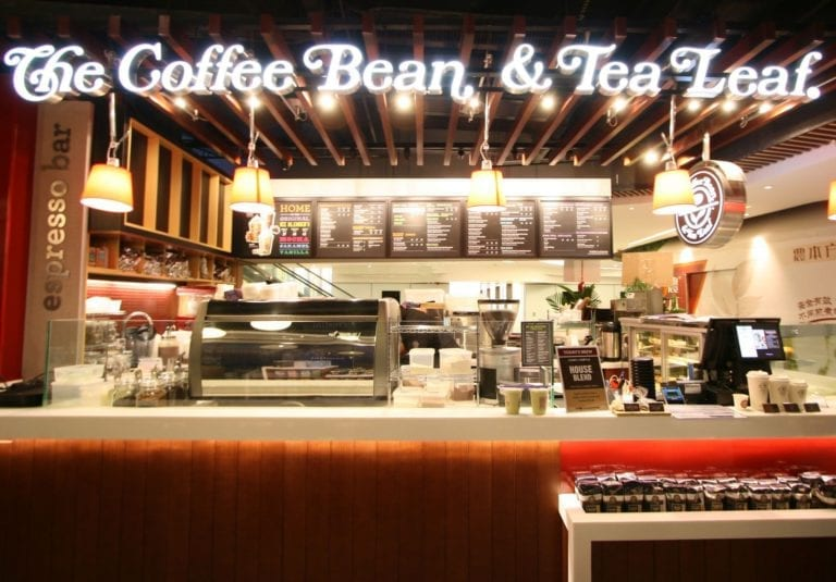 The Coffee Bean & Tea Leaf – Hồng Kông