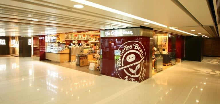 The Coffee Bean & Tea Leaf – Hong Kong