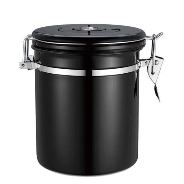 hũ đựng cafe degas coffee bean degas container đen