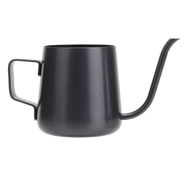 kettle mini - ca rot nuoc soi pha pour over drip coffee den 250ml