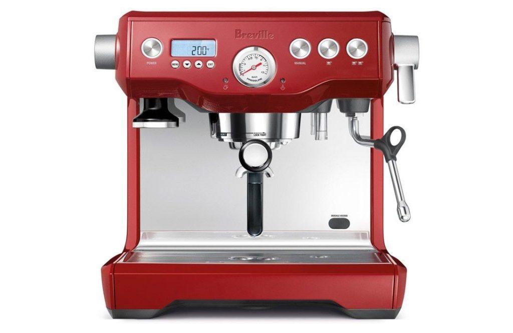 may pha ca phe espresso breville 920 dual boiler mau do
