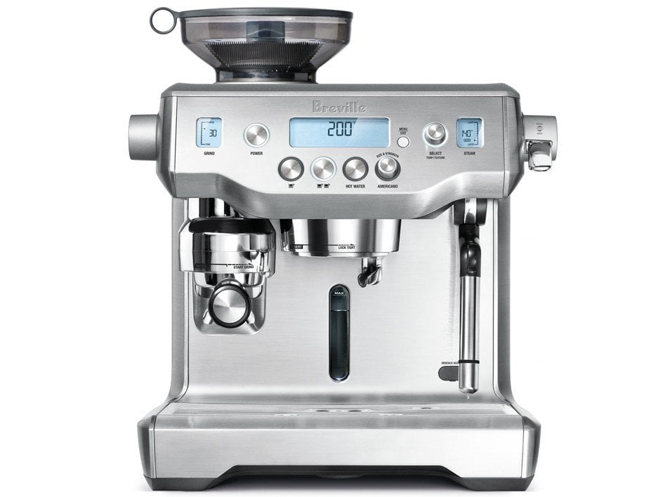 may pha cafe espresso tu dong breville 980xl the oracle