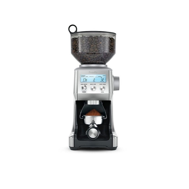 may xay cafe espresso Breville the Smart Grinder Pro