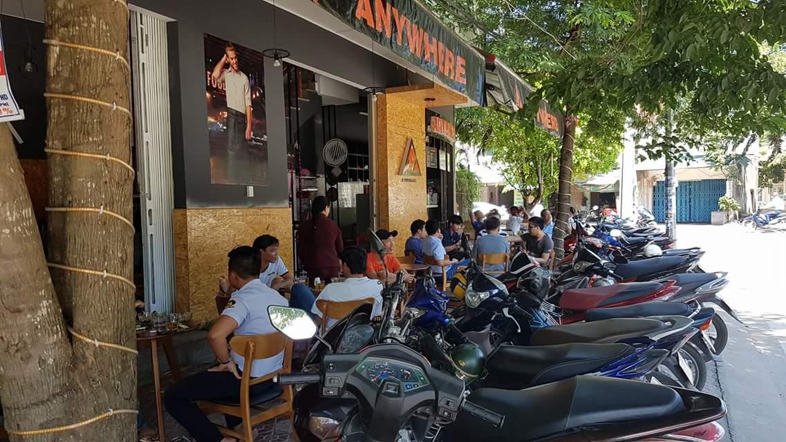 nhượng quyền cafe espresso anywhere coffee quảng ngãi 04