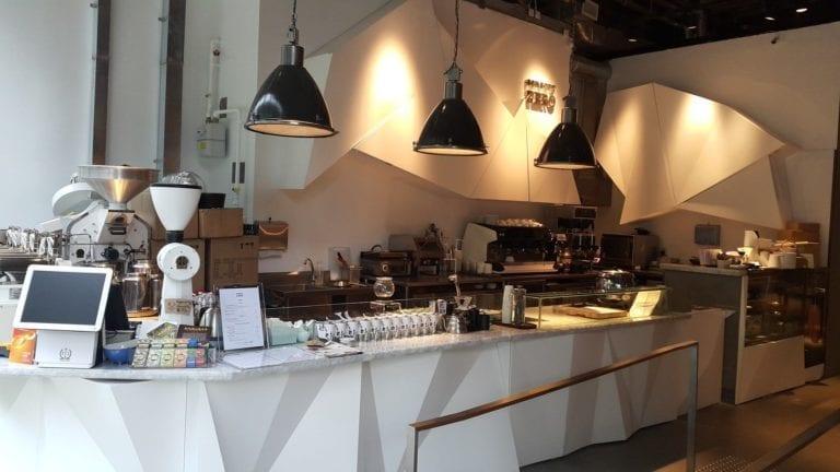 sensory ZERO - coffee bar mau thiet ke quan cafe rang xay an tuong 2018