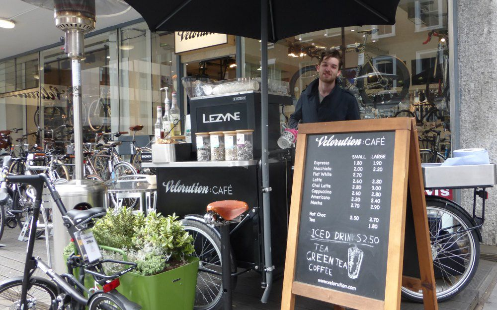 Mở quán cafe espresso với 30tr