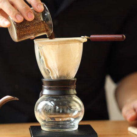 z`{`khoinghiepcafe.com`}` 7 Pha cà phê kiểu Nel Drip Coffee feature image