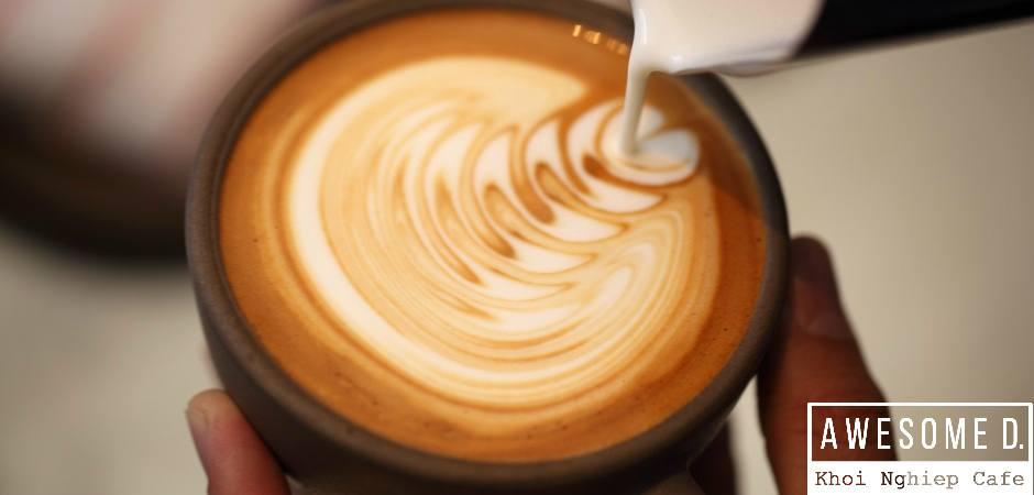z[khoinghiepcafe.com] Cách làm cappuccino đánh sữa Latte Art 6e