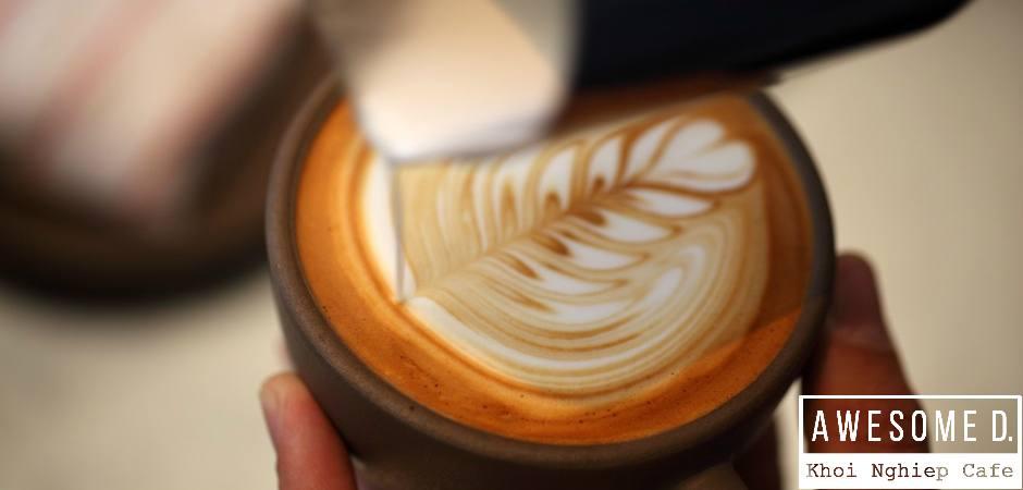 z[khoinghiepcafe.com] Cách làm cappuccino đánh sữa Latte Art 6g