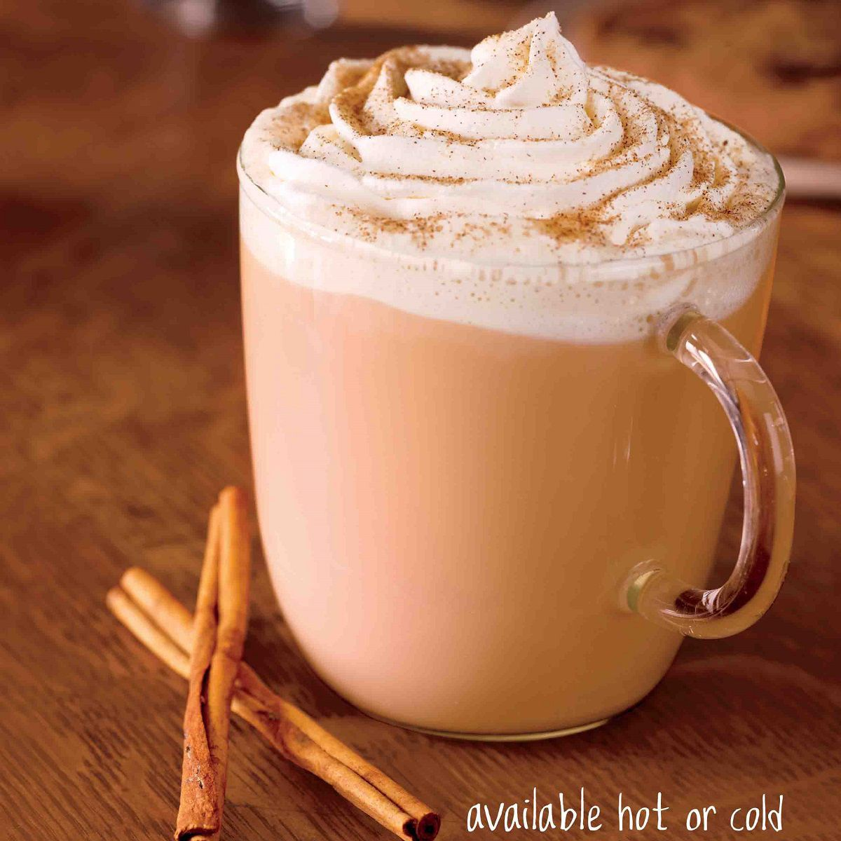 Cách pha cà phê Cinnamon Dolce Latte