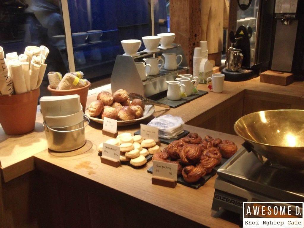 z[khoinghiepcafe.com] Monmouth Coffee - Một huyền thoại của London 1