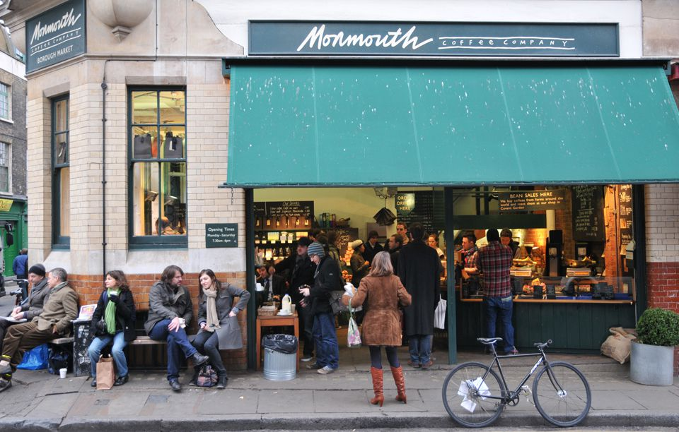 z[khoinghiepcafe.com] Monmouth Coffee - Một huyền thoại của London featured image