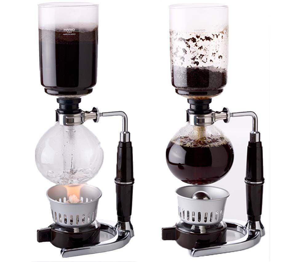 Bình pha cà phê syphon hario technica 3 cups 440ml