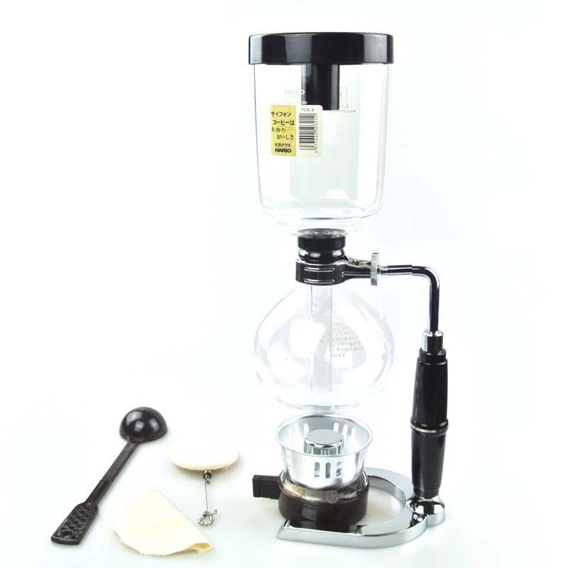 Bình pha cafe siphon hario technica 3 cups 440ml