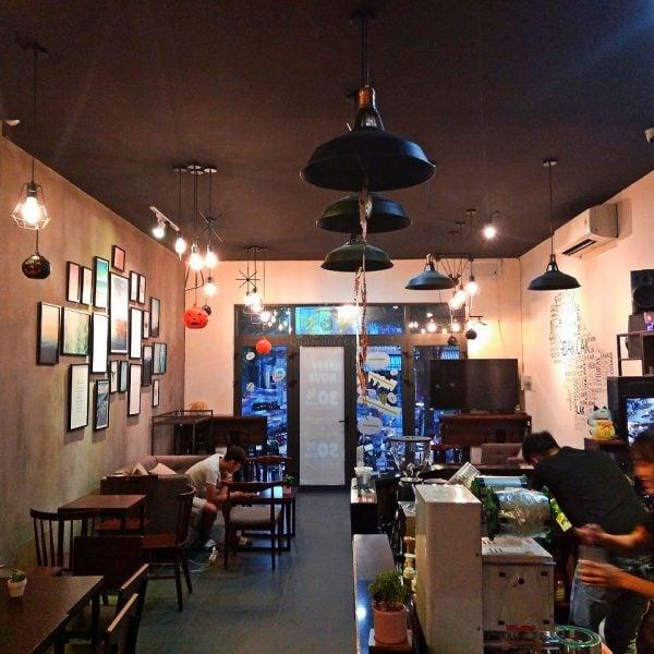 Dom Cafe Go Vap mua ban may pha cafe chuyen nghiep cua y Faema E98 RE A2 HC600 khoi nghiep cafe 12