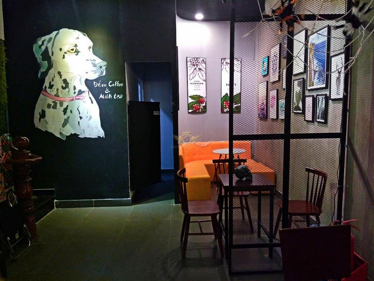 Dom Cafe Go Vap mua ban may pha cafe chuyen nghiep cua y Faema E98 RE A2 HC600 khoi nghiep cafe 13