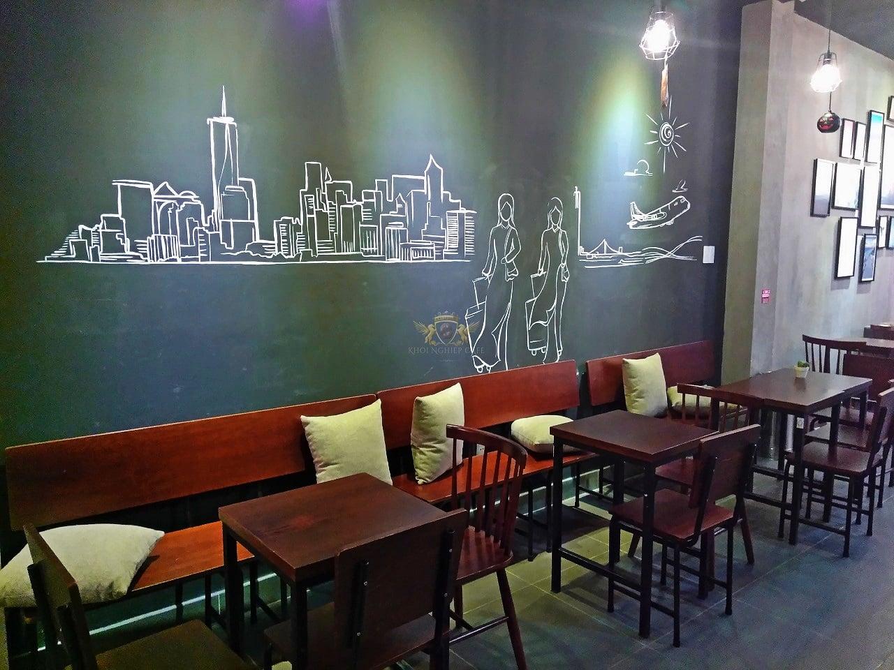 Dom Cafe Go Vap mua ban may pha cafe chuyen nghiep cua y Faema E98 RE A2 HC600 khoi nghiep cafe 18