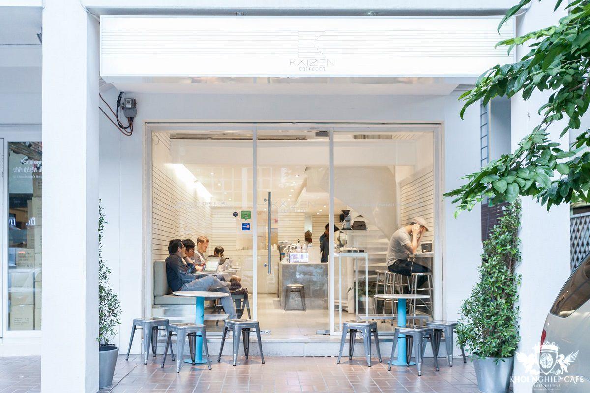 Kaizen Coffee Co phong cach quan cafe toi gian sang trong 2018 (3)