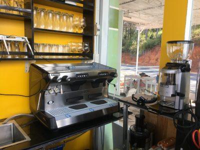 Khoi Nghiep Cafe mua ban may pha cafe chuyen nghiep rancilio classe 5 usb a2 gia re viet nam