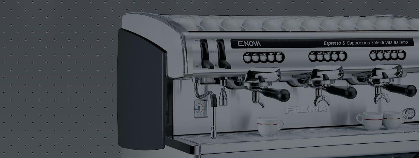 Máy pha cafe espresso chuyên nghiệp Faema Enova A2
