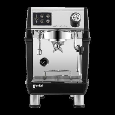 Máy Pha Cafe GEMILAI CRM 3200B Automatic 1 Group đen - Hàng Chính Hãng Khởi Nghiệp Cafe