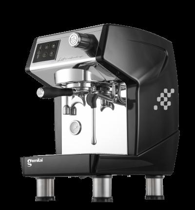 Máy Pha Cafe GEMILAI CRM 3200B Automatic 1 Group đen hông - Hàng Chính Hãng Khởi Nghiệp Cafe