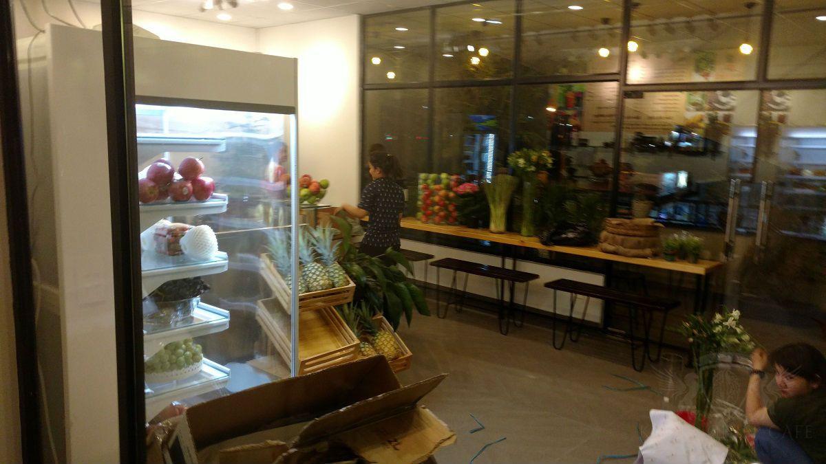 May pha cafe espresso breville 870XL khoi nghiep cafe aiep cafe quan 5 hcm 6