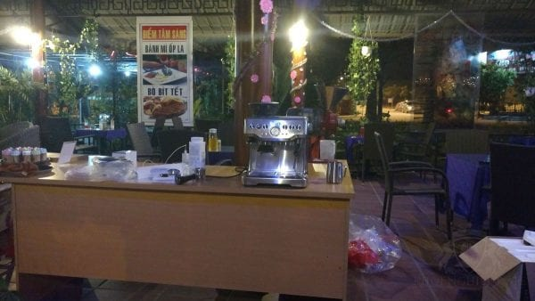 May pha cafe espresso breville 870XL khoi nghiep cafe mr thai binh duong 2