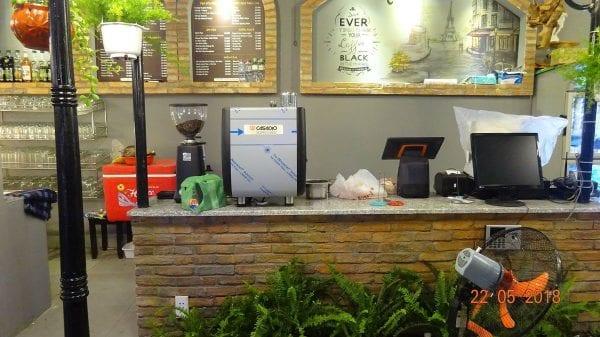 May pha cafe espresso casadio a1 may xay cafe hc600 khoi nghiep cafe thuy moc cafe go vap hcm