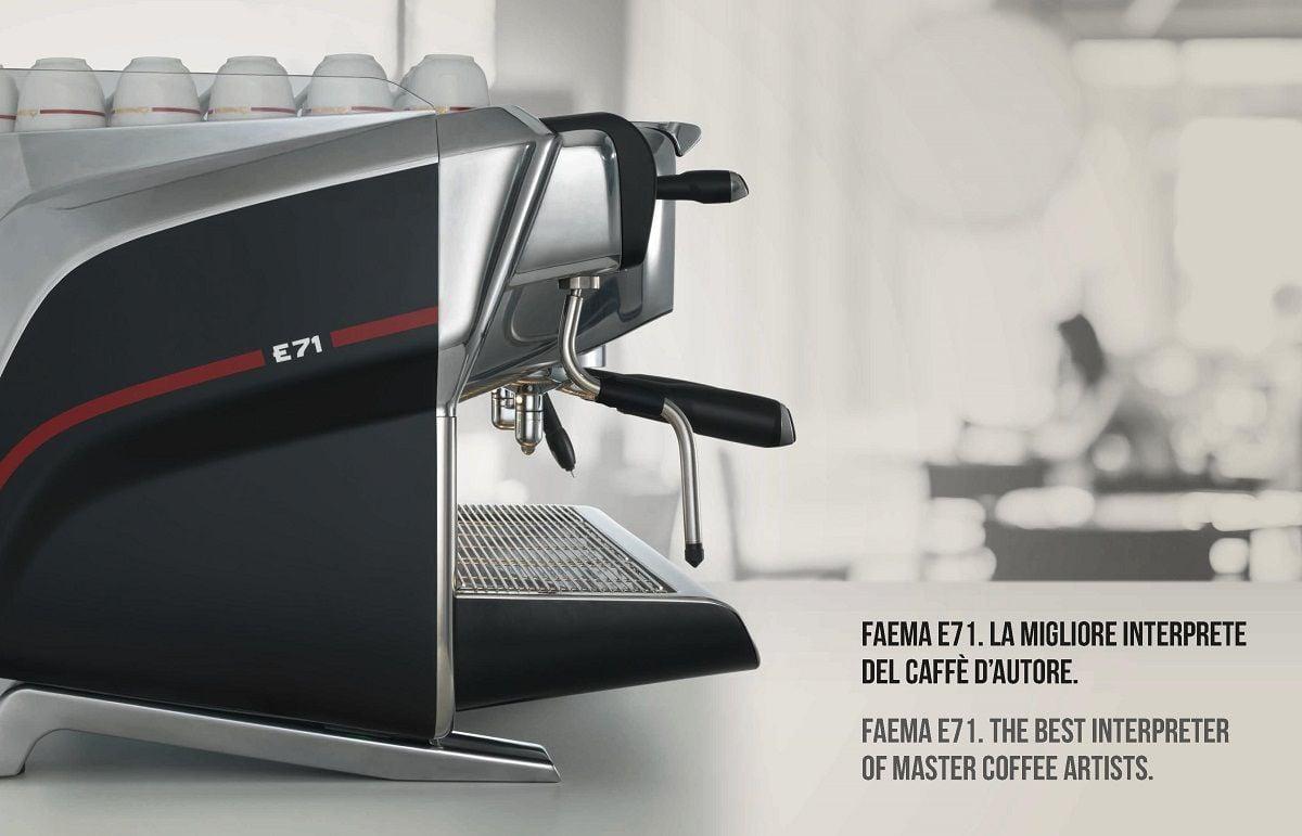 May pha cafe espresso chuyen nghiep italy faema e71 3