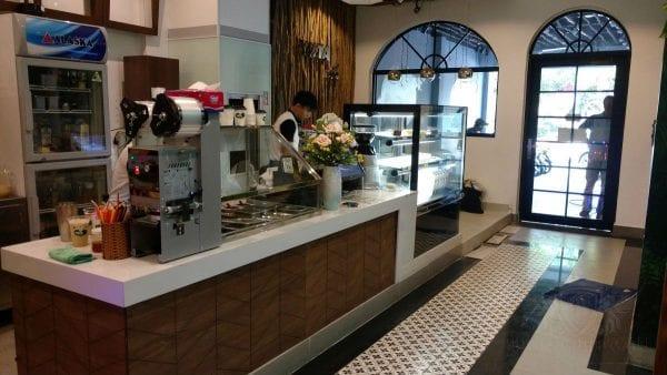 May pha cafe espresso faema e98 a2 may xay cafe baratza khoi nghiep cafe yuta cafe vung tau