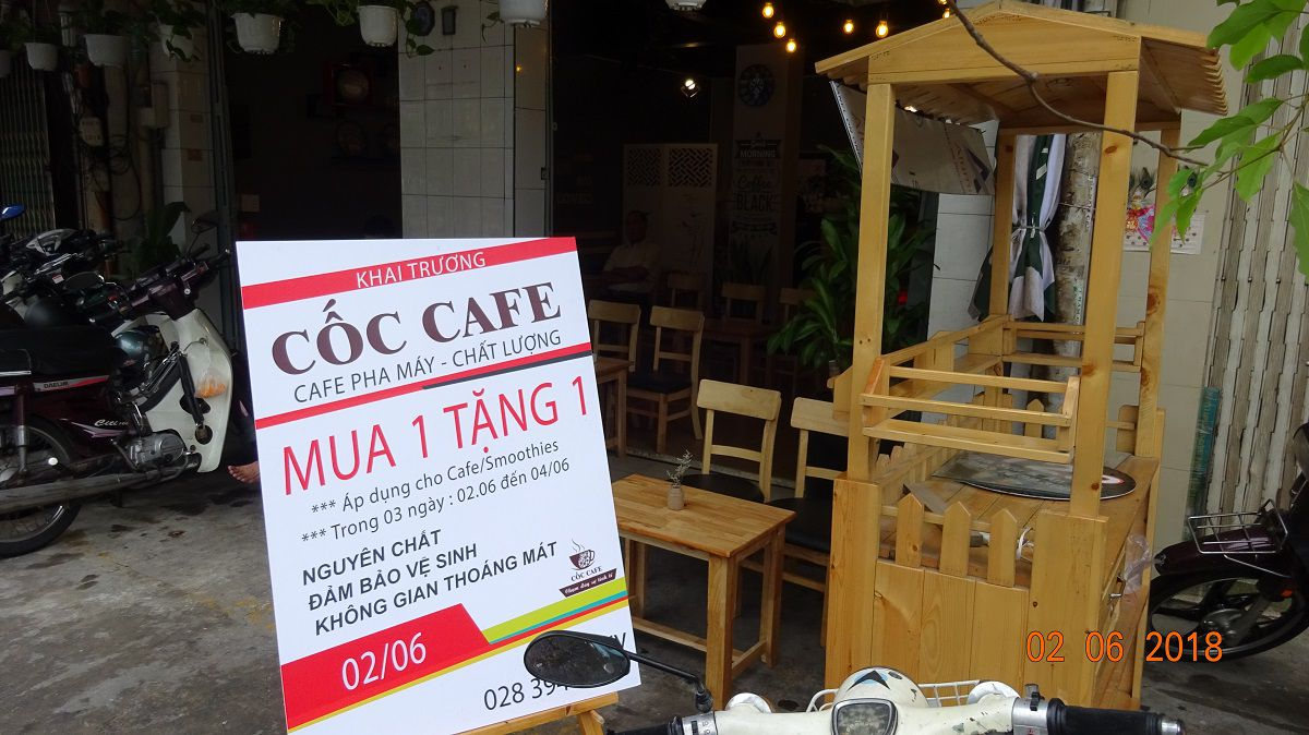 May pha cafe espresso faema e98 a2 may xay cafe hc600 khoi nghiep cafe coc cafe quan 4 hcm