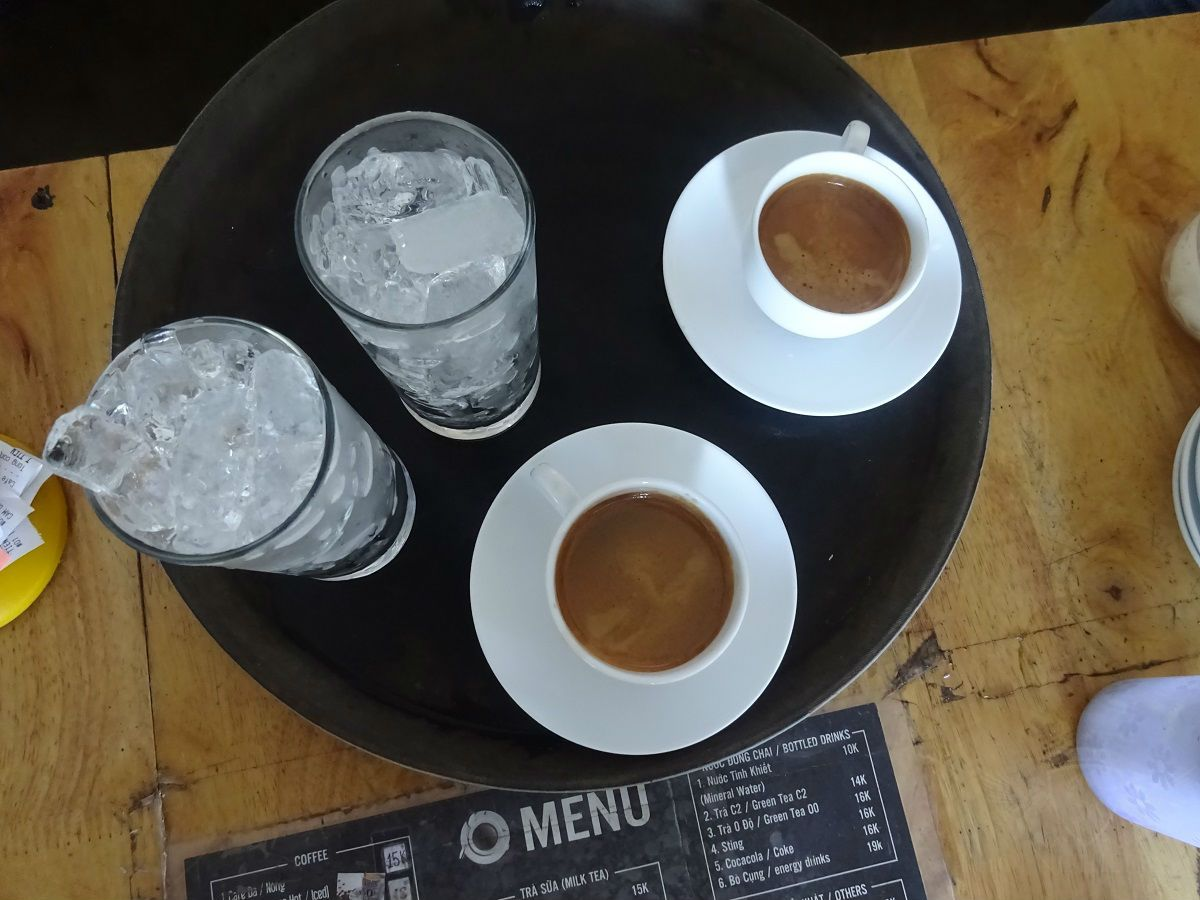 May pha cafe espresso faema e98 s2 may xay cafe hc600 khoi nghiep cafe play time binh duong