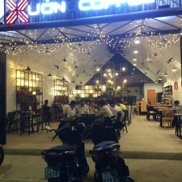 May pha cafe espresso faema e98 s2 may xay cafe hc600 khoi nghiep cafe xuong cafe ben tre 9