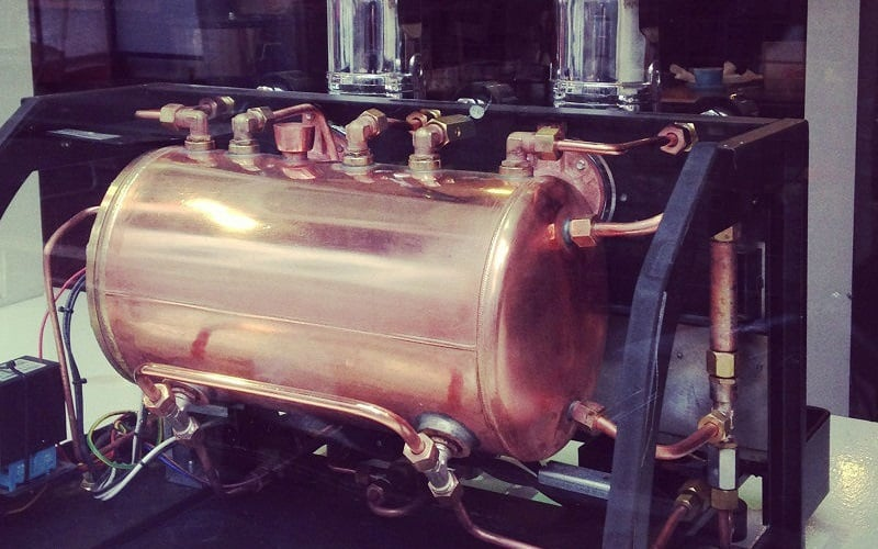Nồi hơi của máy pha cà phê espresso featured image