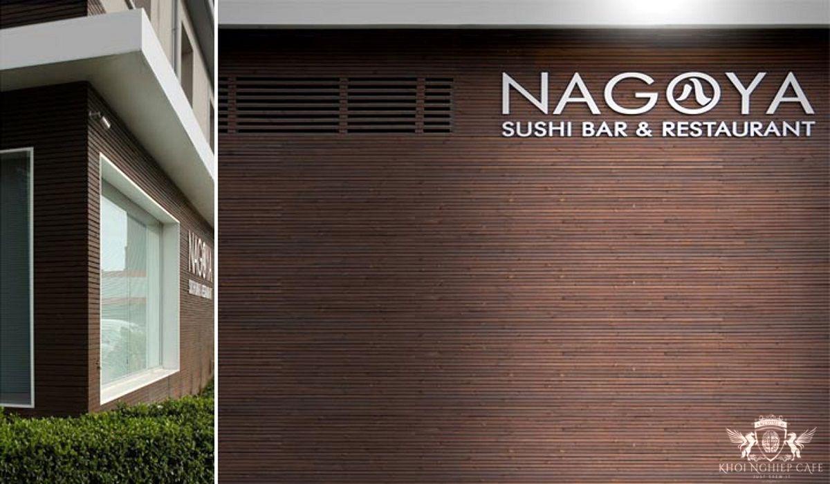 Nagoya Sushi Bar thiet ke quan sushi dep an tuong 2018 (4)
