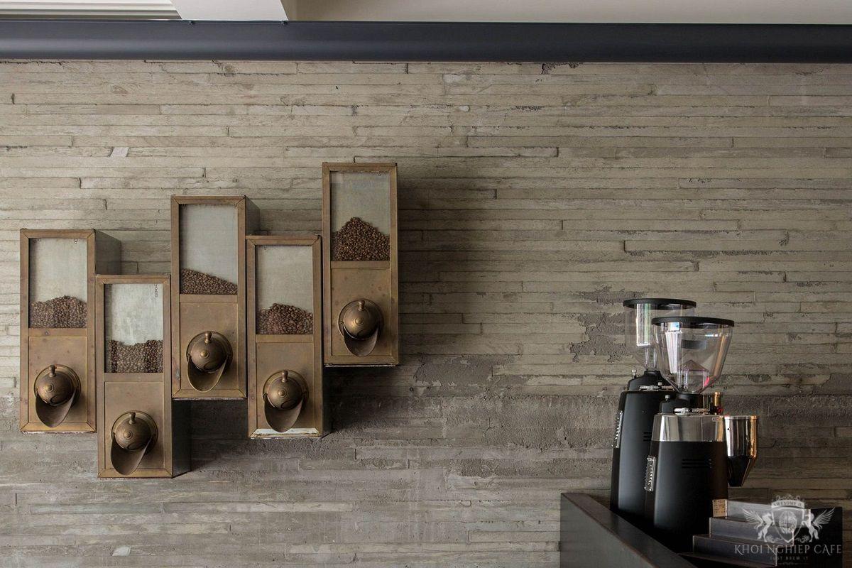 STEPS coffee - mau thiet ke quan cafe espresso dep hien dai 2018 (13)