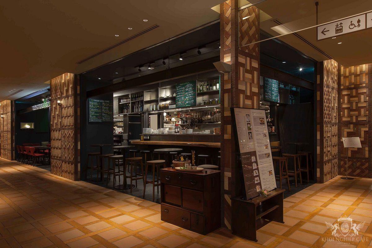 Shikoku Bar 88 Phong cach quan cafe dep cua nguoi Nhat Ban 2018 (4)