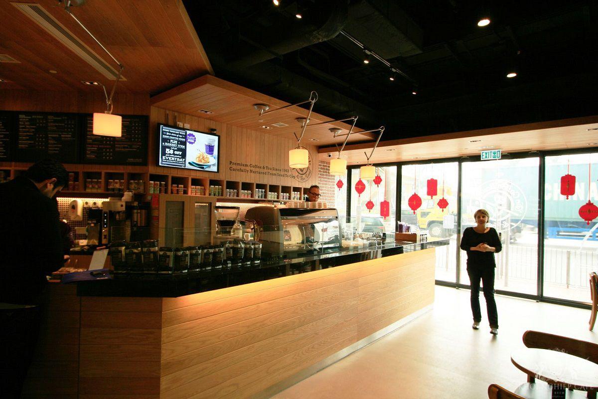 The Coffee Bean 7 Tea Leaf Hong Kong 2 thiet ke quan cafe espresso dep 2018 (5)