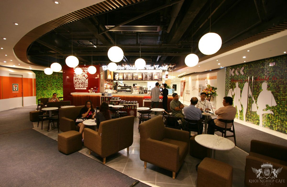 Coffee bean and tea leaf hong kong