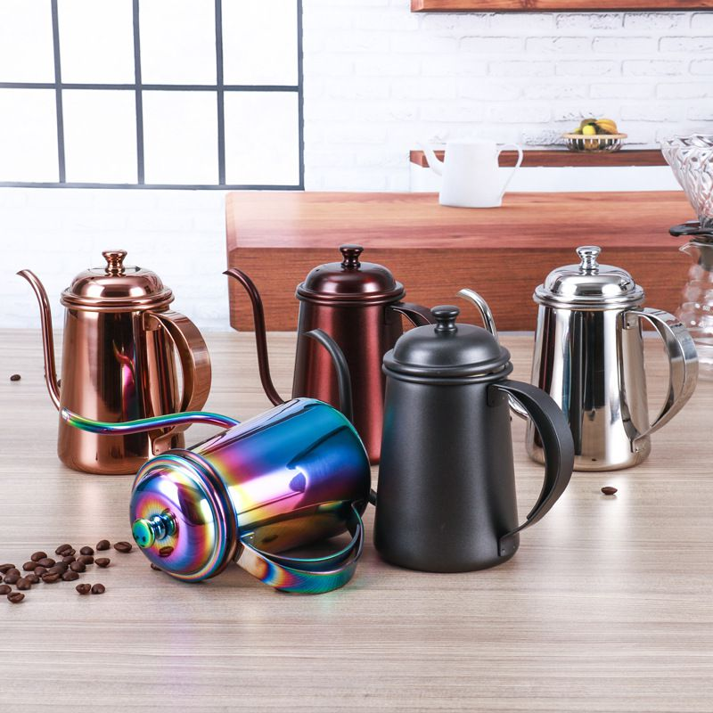 am pha cafe kettle vintage 650ml bay mau 2